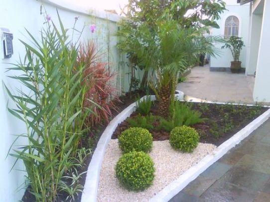 decorar um jardim:Decoracao De Jardins Pequenos