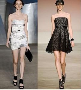 Vestidos Curtos de Festas 2012 – Dicas e Modelos