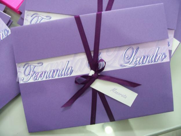 Convites De Casamento Criativos     Fotos E Modelos