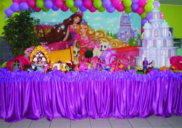 Enfeites de Mesa para Festa Infantil – Dicas e Modelos
