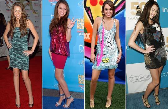 Vestidos para Baladas – Tendência 2012
