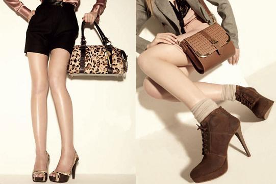 Calçados e Bolsas Inverno 2012 – Tendências e Fotos