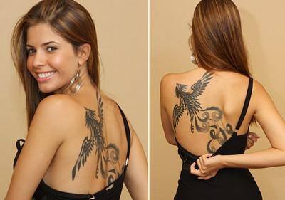 Tatuagens de Fênix – Fotos, Significados e Modelos