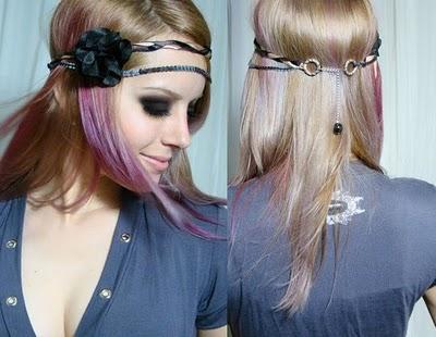 Como Fazer Headband nos Cabelos
