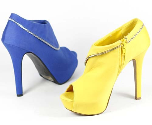 Ankle Boot Tendências 2012