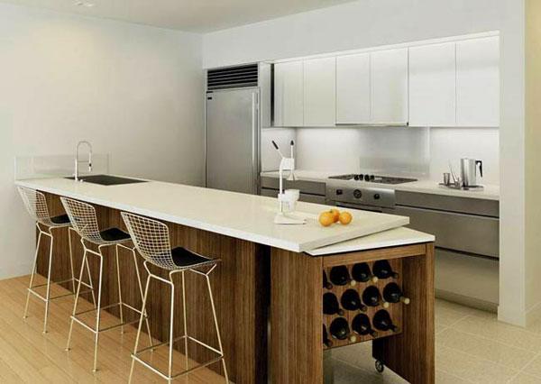 Bancada para Cozinha Americana – Fotos e Modelos