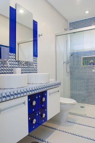 Banheiros Decorados Tendências para 2014: Fotos