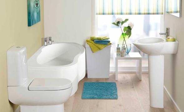 decorar banheiro pequeno e simples – Doitricom -> Decorar Banheiro Simples