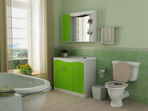 Fotos de Banheiros Pequenos com Banheira -> Decoracao De Banheiros Com Banheiras Fotos