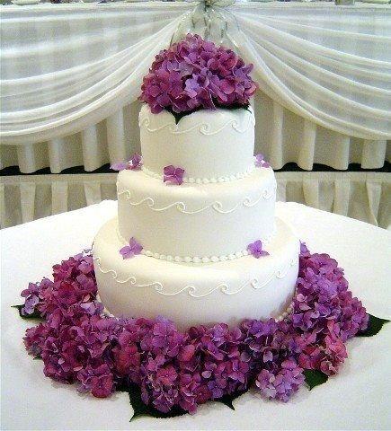 Modelos de Bolos de Casamentos Modernos e Simples