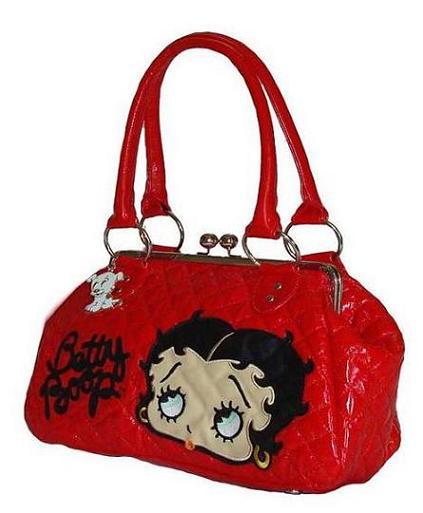 Bolsa Femininas Betty Boop – Tendências e Fotos