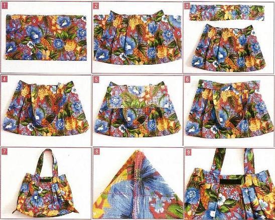 Bolsa De Viagem Em Tecido Passo A Passo : Bolsas de tecido fotos e passo a