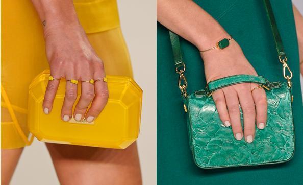 Bolsas Femininas Moda Verão 2014: Tendências, Fotos