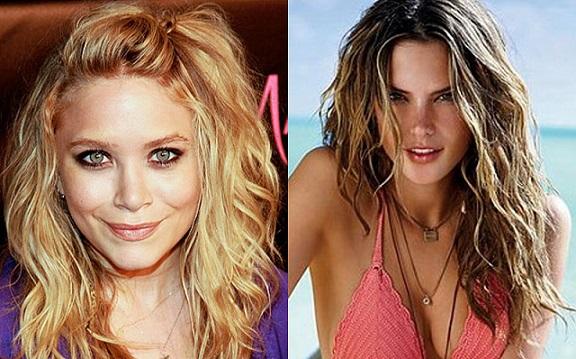 Cabelo Beach Hair Moda 2013
