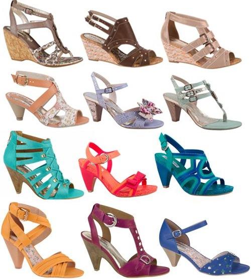 Calçados Dakota Coleção 2012