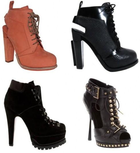 Calçados Tabita Tendências 2012