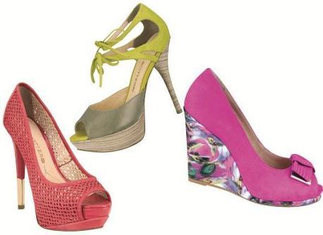 Calçados Femininos Verão 2013 – Fotos e Modelos