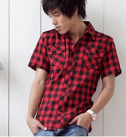 Camisa Xadrez Masculina – Tendências 2012