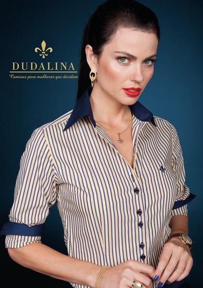 Camisas Femininas Dudalina – Coleção 2012