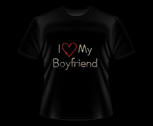Camisetas com Frases Românticas: Fotos, Modelos