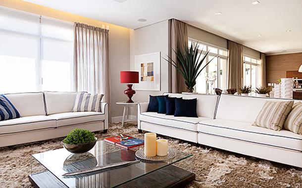 Fotos de casas de luxo decoradas for Casas decoradas por dentro
