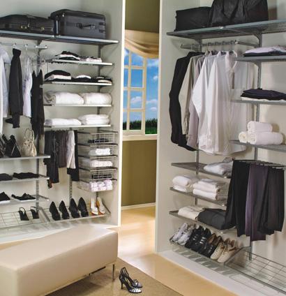 Modelos de closets pequenos dicas e fotos for Modelos de closets para dormitorios pequenos