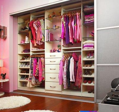 Modelos de Closets Pequenos – Dicas e Fotos
