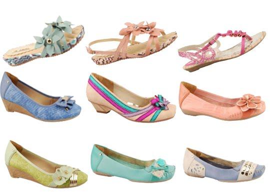 Coleção Azaléia 2012 | Sandálias e Calçados Azaléia 2012