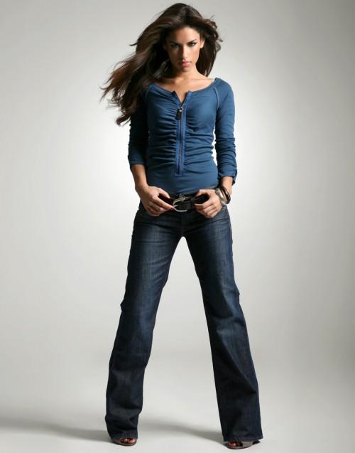 Coleção Levi's Jeans 2012 – Fotos e Modelos