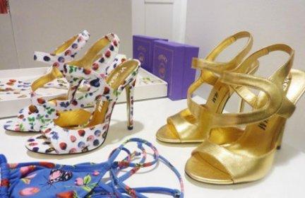 Sapatos Versace Coleção 2012 – Fotos e Modelos