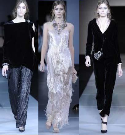 Coleção Armani 2012 – Fotos e Modelos