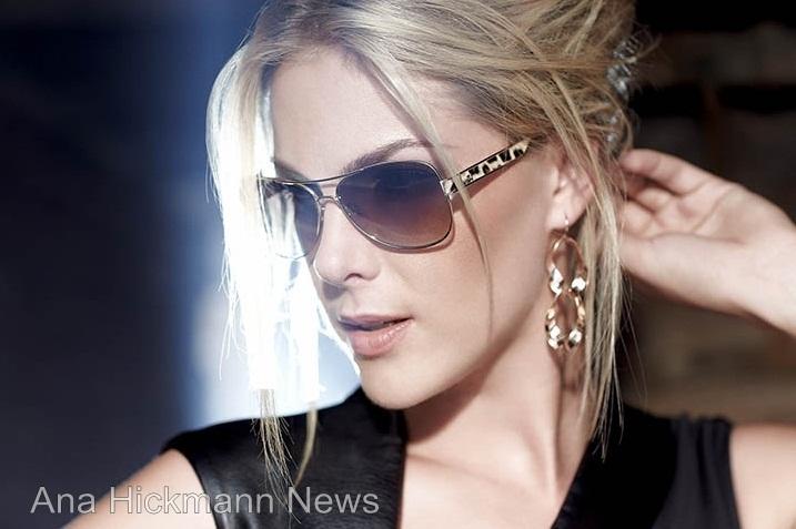 9f5bb157a591e ... coleção de óculos 2013 da marca Ana Hickmann que chegou para ficar e já  está a mais de 10 anos oferecendo produtos inovadores e feitos de acordo  com as ...