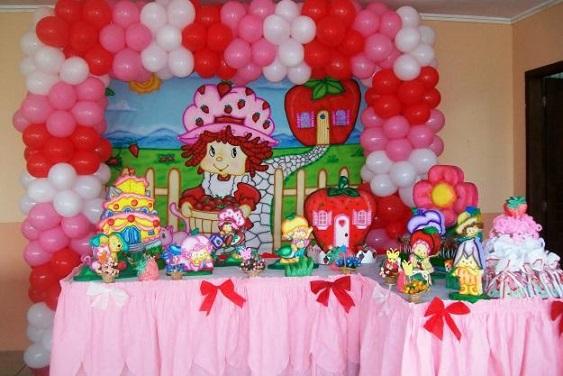 Como Decorar uma Festa Infantil de Menina
