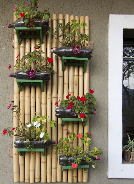 Como Fazer um Jardim Vertical Dicas, Fotos