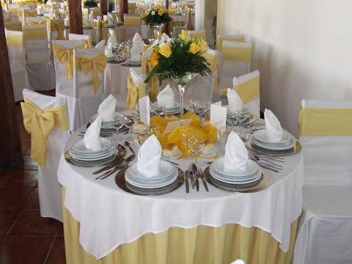 Cores de Decoração para Casamentos
