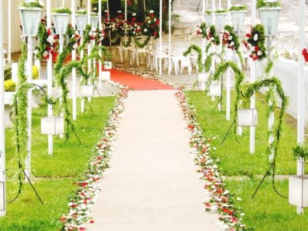 Cores Para Decoração de Casamento em 2012 | Tendências e Modelos