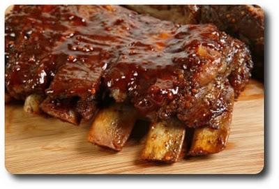 Costelinha de Porco com Barbecue: Receita