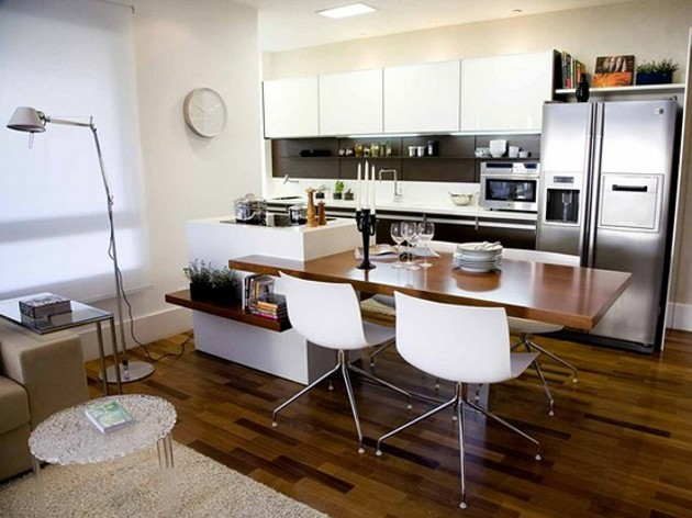 Cozinha Integrada Com A Sala Dicas Fotos Guia Sa De