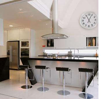 Cozinhas modernas pequenas e baratas