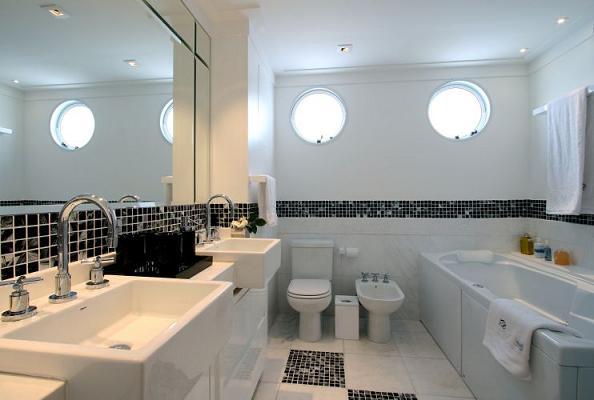 Decoração de Banheiro de Casal  Dicas e Fotos -> Banheiro Decorado De Casal