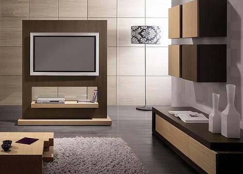 Decoracao De Sala Com Tv ~ Decoração de Sala de TV – Dicas e Fotos