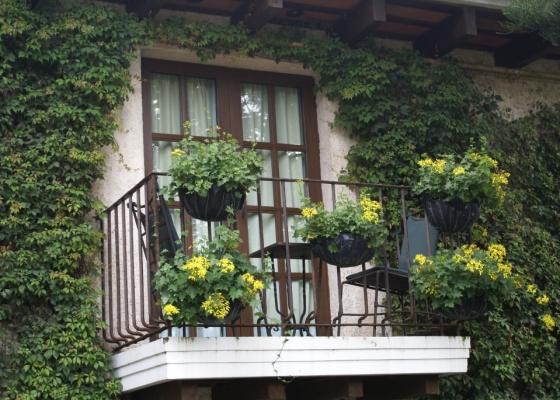 Decoração em Varandas com Flores – Fotos e Modelos