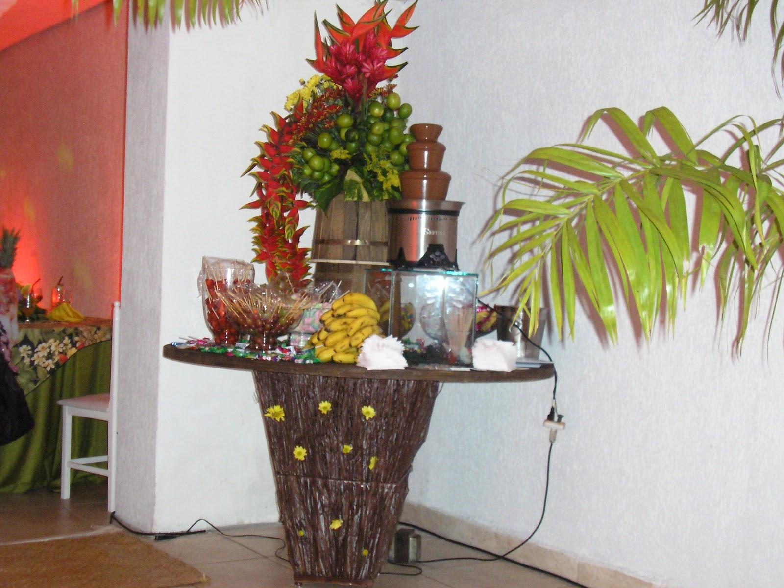 Decoração De Festas Havaianas Dicas E Modelos