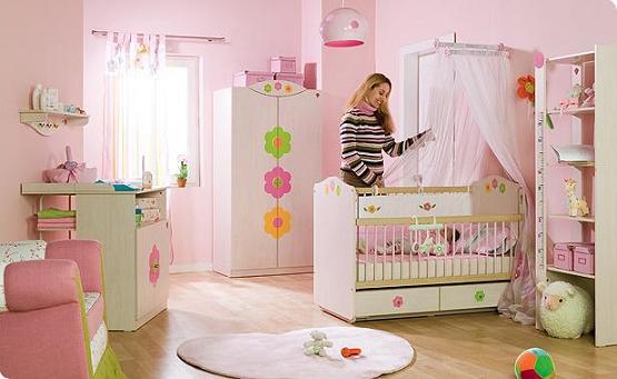 as decorações para quarto de bebê são muitas vezes difíceis de