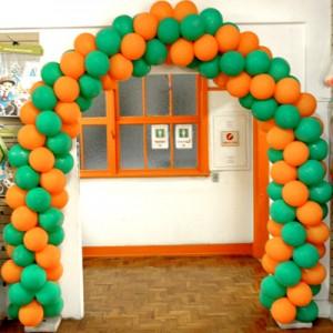 Decoração de Aniversário com Balões – Dicas e Fotos
