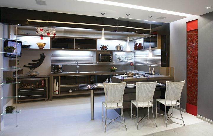 decoracao de interiores cozinha moderna:Decoracao De Cozinha