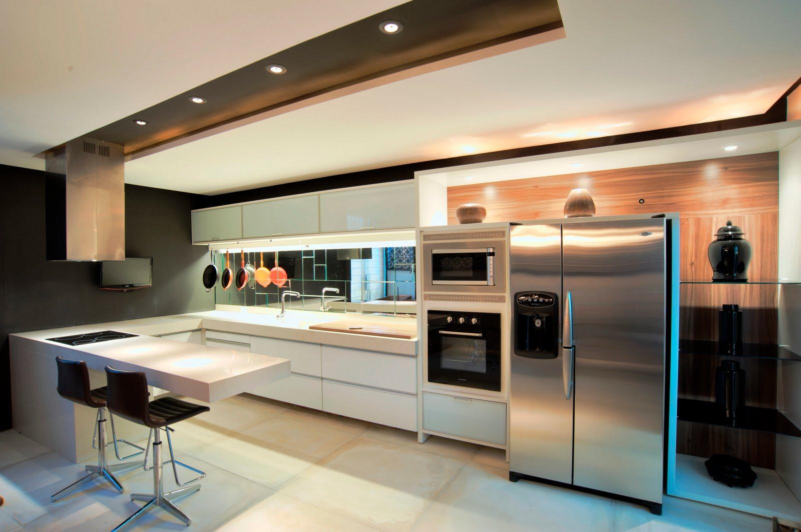 Decoração de Cozinha Gourmet Fotos e Modelos #995732 1600 1063