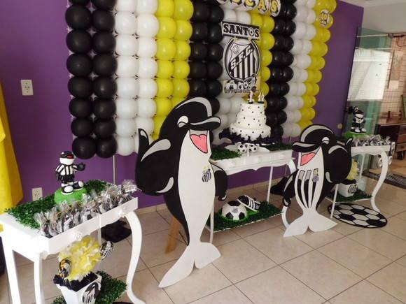 Decoração de Aniversário Tema Futebol: Dicas, Modelos