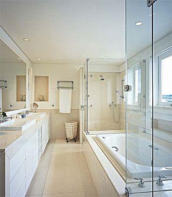 Decoração de Banheiros com Banheiras – Fotos
