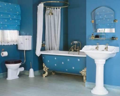 Decoração de Banheiros com Banheiras  Fotos -> Decoracao De Banheiros Com Banheiras Fotos